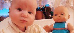 کودکانی که با عروسکهایشان مو نمیزنند