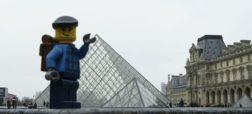 سفر به ۲۰ جاذبه دیدنی دنیا با عکسهای آقای لِگو