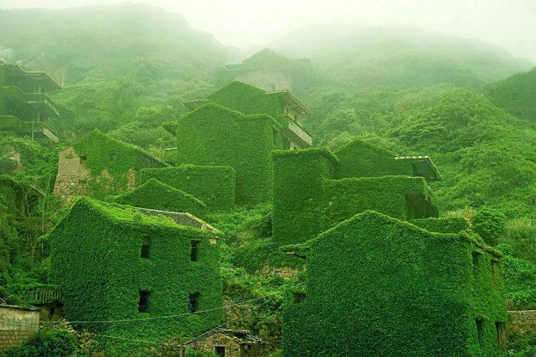 روستاهایی که زیبایی آنها تخیلی است