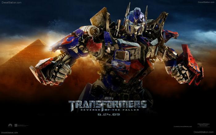 """27 - """"Transformers: Revenge of the Fallen"""" (2009) - $220.4 میلیون تخمین بودجه اولیه: $200 میلیون فروش جهانی: $836.3 میلیون"""