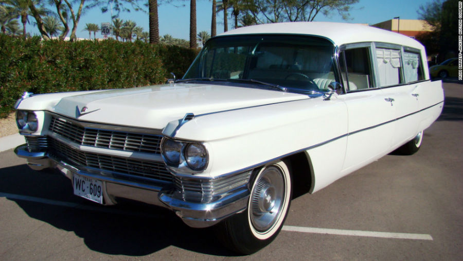 1964 Cadillac Hearse