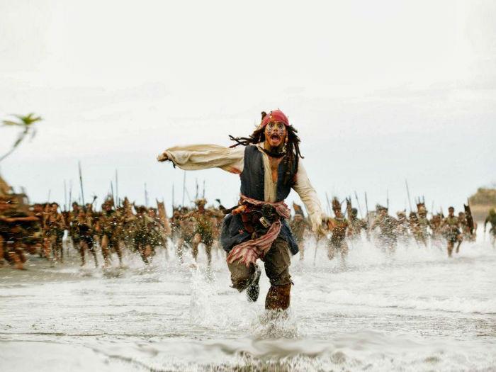 "8 – ""Pirates of the Caribbean: Dead Man's Chest"" (2006) - $265.2 میلیون تخمین بودجه اولیه: $225 میلیون فروش جهانی: $1 میلیارد"