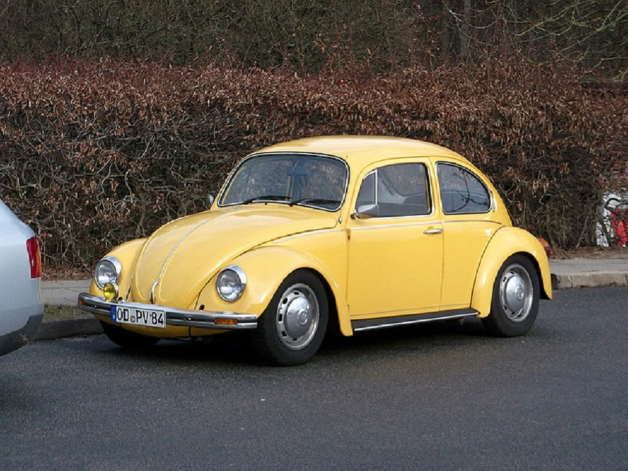 Volkswagen-Beetle-Kafer-Garbus