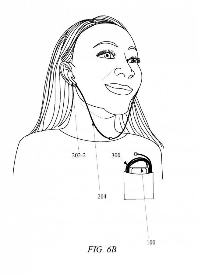 ایربادهای غیر متصل و مغناطیسی که قابلیت سوئیچ کردن میان حالت سیمی و بیسیم رادارند شماره پتنت: 9277309 مخترع: Jorge S. Fino سال فایل شدن ایده در اداره ثبت پتنت جهانی: 2011