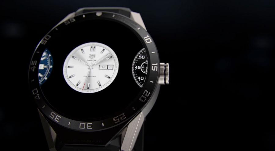 رابط کاربری این ساعت همانند اپل واچ طراحی گشته.