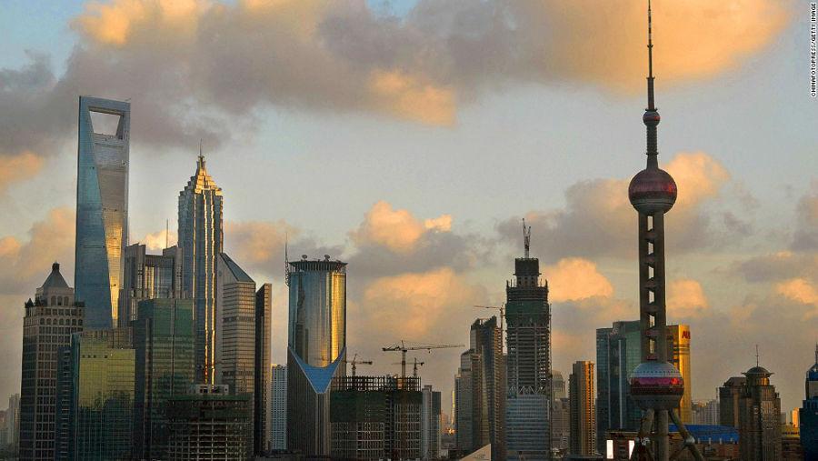 مرکز تجارت جهانی شانگهای مکان: شانگهای - چین ارتفاع: 492 متر تعداد طبقات: 101 آرشیتکت: Kohn Pederson Fox