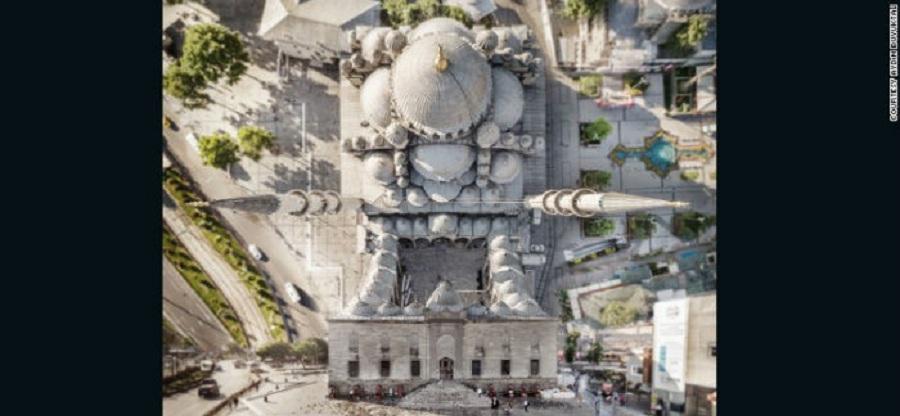 نگاه متفاوت یک عکاس به شهر استانبول