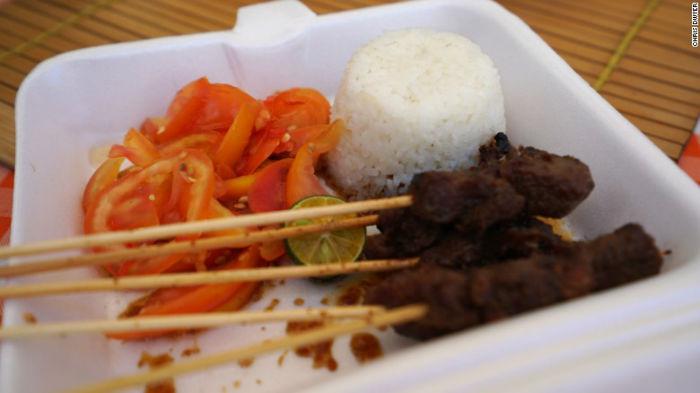 غذای اندونزی