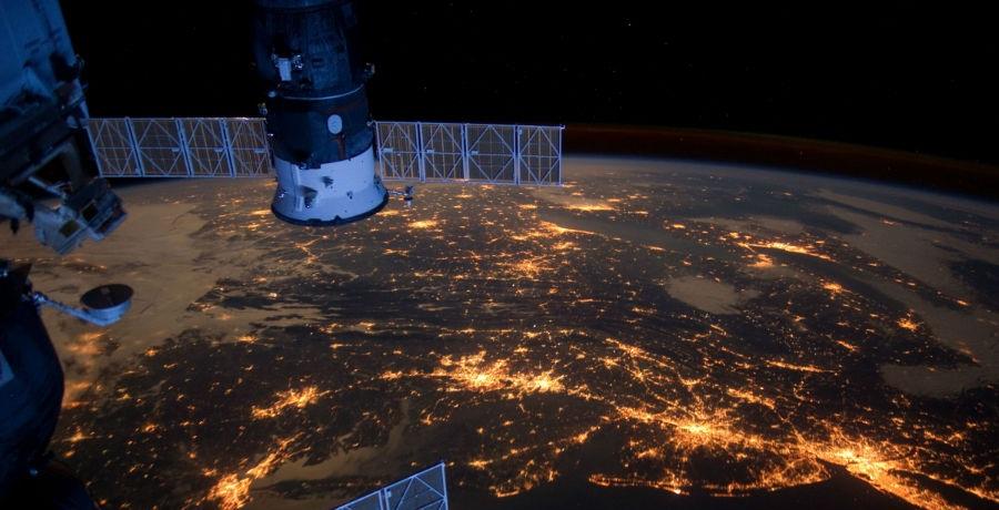 ۶ سازه ساخت بشر که از فضا قابل رویت هستند