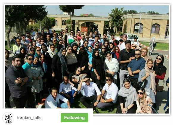 کمک قد بلند های ایران به کهریزک نشینان