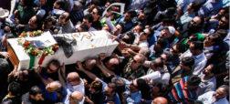 گزارش تصویری اختصاصی روزیاتو از مراسم بدرقه عباس کیارستمی
