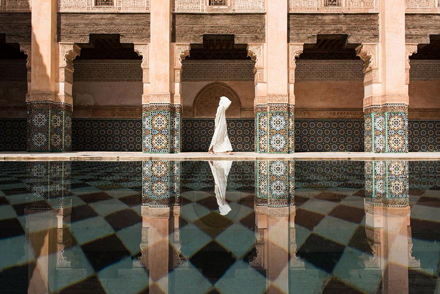 بن یوسف، مراکش موضوع: شهر عکاس: Takashi Nakagawa
