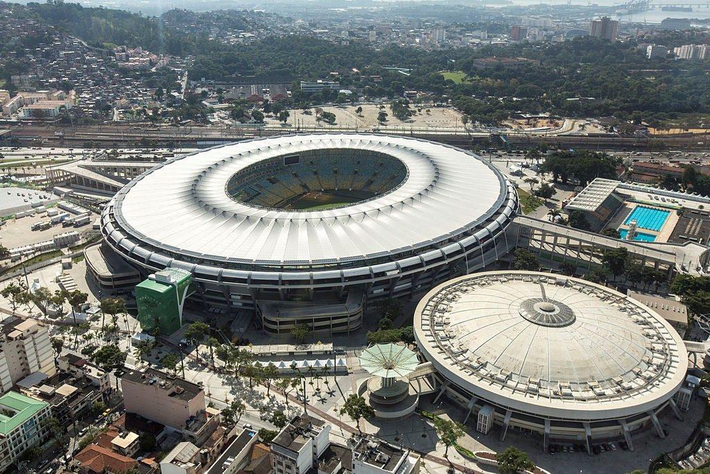 المپیک ریو 2016 ماراکانا