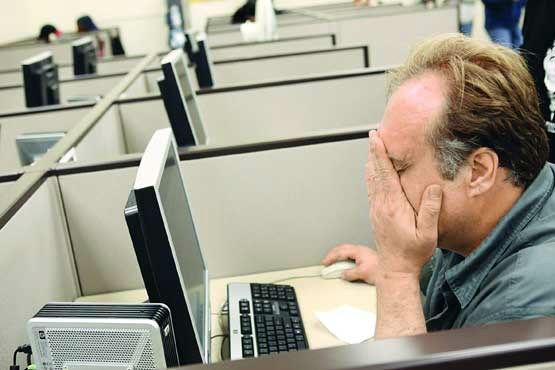 چگونه اضطراب خود را در محل کار کنترل کنیم ؟