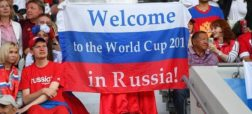 برنامه ریزی روسها برای جام جهانی ۲۰۱۸