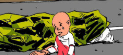 از خنده های بکهام تا اشک کارتونی کودک فرانسوی