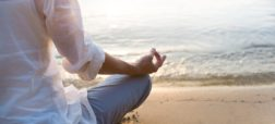 meditation-beach