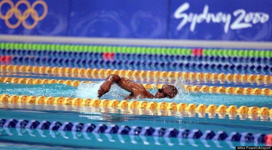 اریک موسامبانی شنا