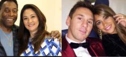 همسران فوتبالیست های معروف + عکس