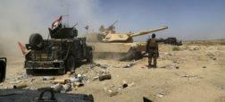 عراق با استفاده از این ربات به جنگ داعش می رود [تماشا کنید]