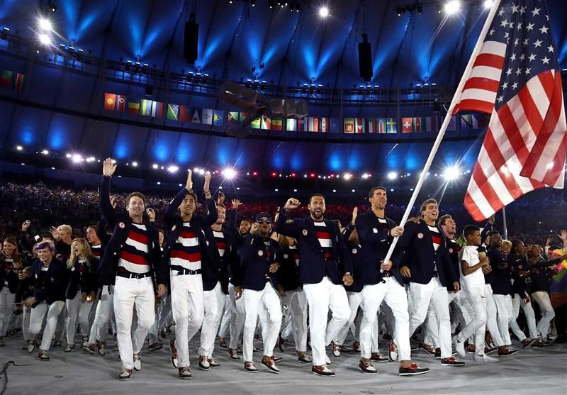 اولین و آخرین طلا برای آمریکا