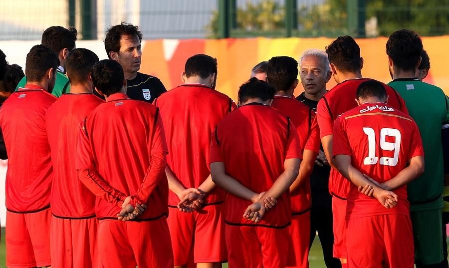 تیم ملی امید فوتبال