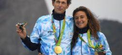 سانتیاگو لاین قایقرانی المپیک ریو