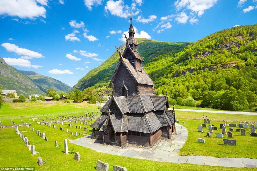 دیدنی ترین کلیساهای جهان (بخش دوم)