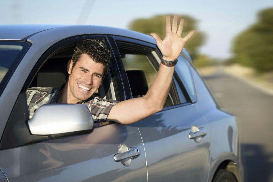 چطور رانندگی یاد بگیریم