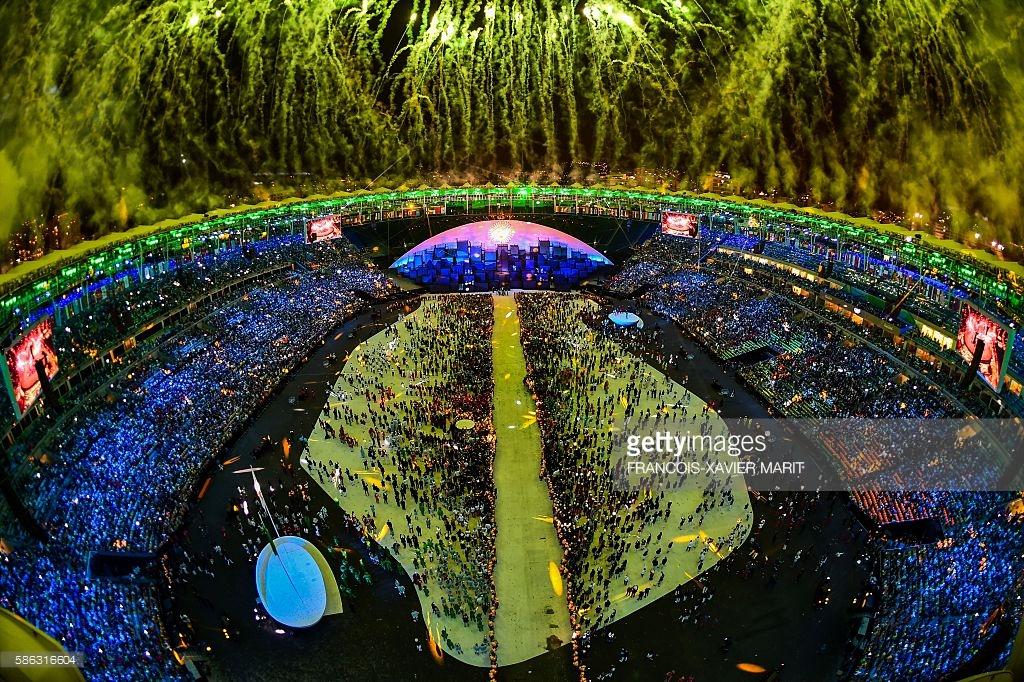 افتتاحیه ریو