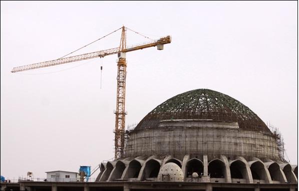 پایان ساخت مصلی تهران، شاید هرگز