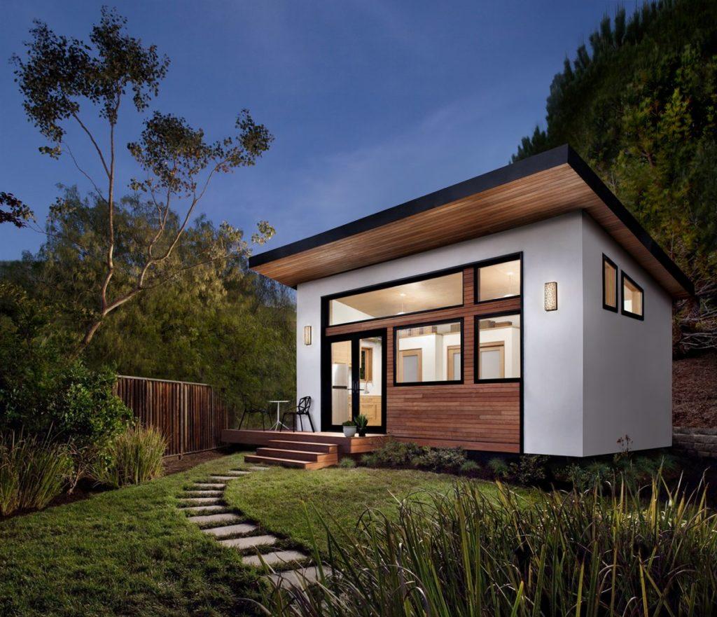 خانه کوچک ۱۱۷.۰۰۰ دلاری که کمتر از ۶ هفته ساخته می شود