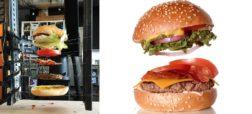 مواد غذایی را از آسمان رها کنید، یک همبرگر تحویل بگیرید [تماشا کنید]