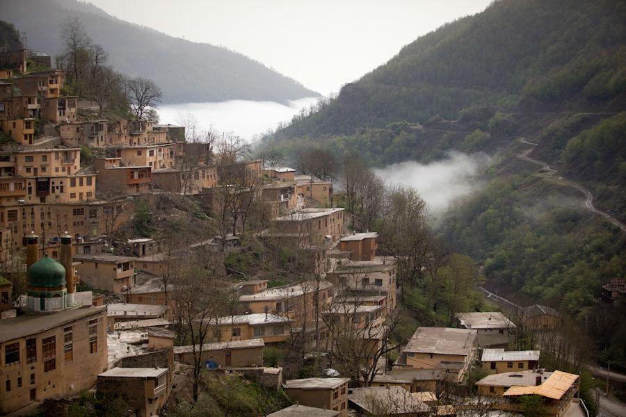 ماسوله، بهشتی کوچک در شمال ایران