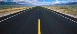اعداد نوشته شده در پایان جاده ها چه مفهومی دارند؟