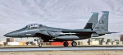 ۱۶ هواپیمای جنگی پر سرعت در نیروی هوایی ارتش آمریکا