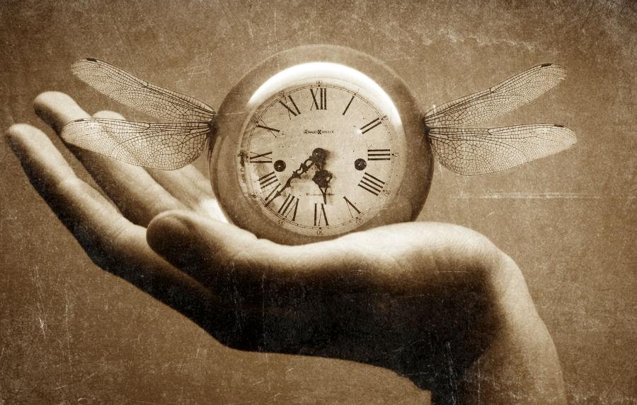 آیا زمان برای مسن تر ها زودتر می گذرد ؟