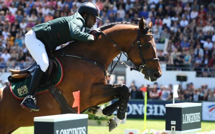 اسب پادشاه در المپیک