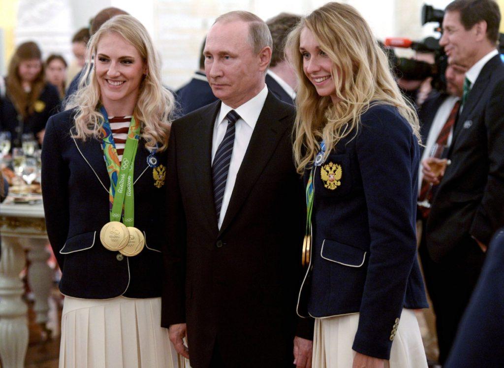 جایزه آلمانی برای روس ها [تماشا کنید]