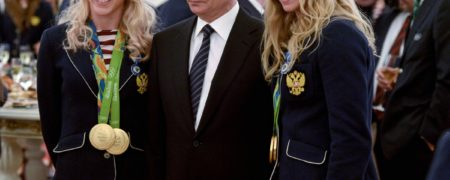 ولادیمیر پوتین روسیه