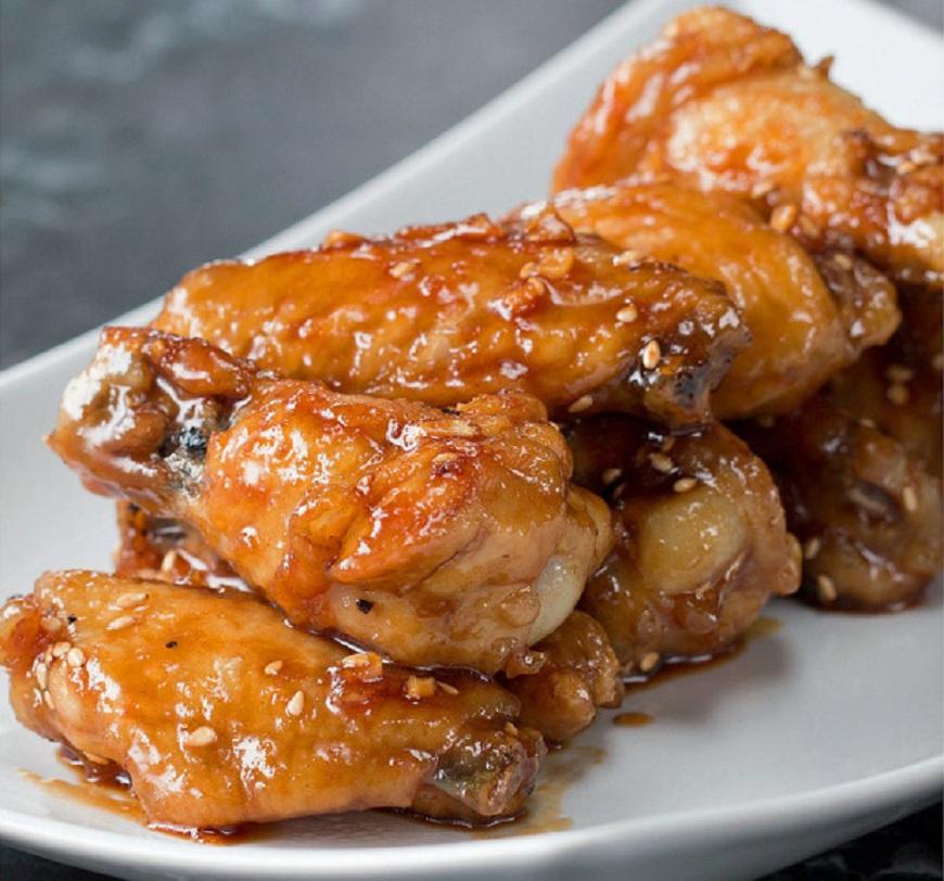 خوشمزه روز: بال مرغ با سس سیر و عسل [تماشا کنید]