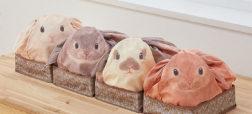 کیف های خرگوشی؛ طرحی برای مرتب کردن خانه