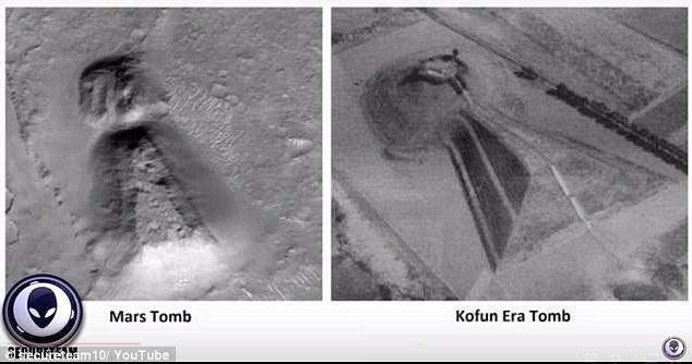 """کشف """"منطقه ای مشابه"""" در مریخ و زمین"""
