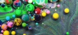 رنگ ها در تصاویر ماکرو چگونه به نظر می رسند [تماشا کنید]