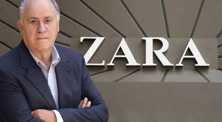 """مالک """"Zara"""" امروز ثروتمندترین مرد دنیاست"""