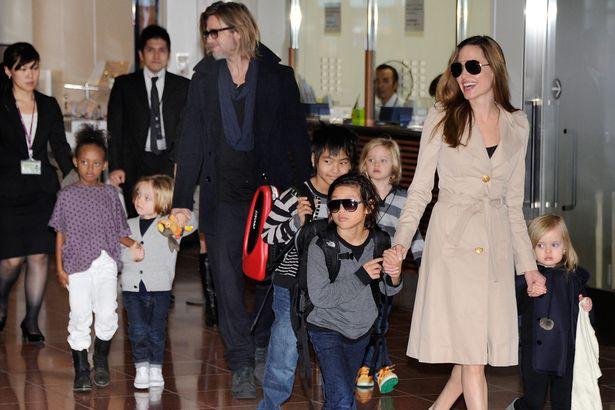 با ۶ فرزند آنجلینا جولی و برد پیت آشنا شوید