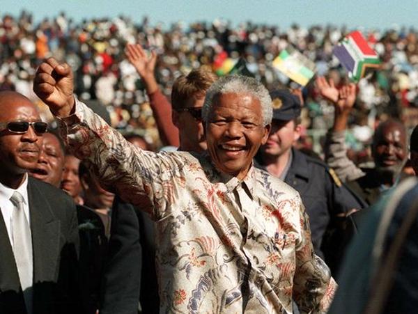 مروری بر زندگی خصوصی نلسون ماندلا