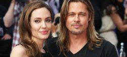درخواست رسمی آنجلینا جولی برای طلاق از برد پیت