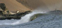 بلندترین موج جهان در چیکامای پرو