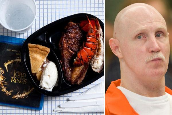 روزیاتو / آخرین سفارش غذای محکومین به اعدام